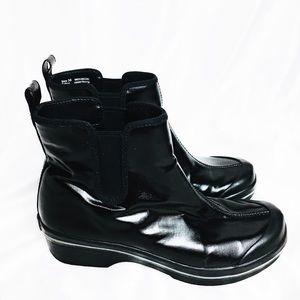 Dansko Vail Canvas Rain Boots Size 38